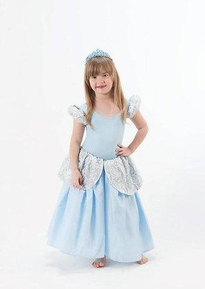 Princesa Azul Longa