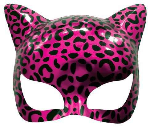 Máscara Pantera rosa