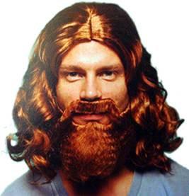 Peruca Jesus