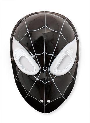 Máscara Homem - Aranha preto