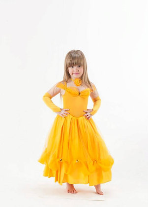 Princesa Dourada Longa