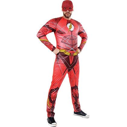 Flash com musculatura