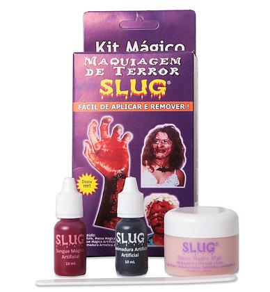 Kit magico de maquiagem