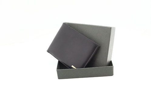 Gucci Bifold Wallet in Black Leather