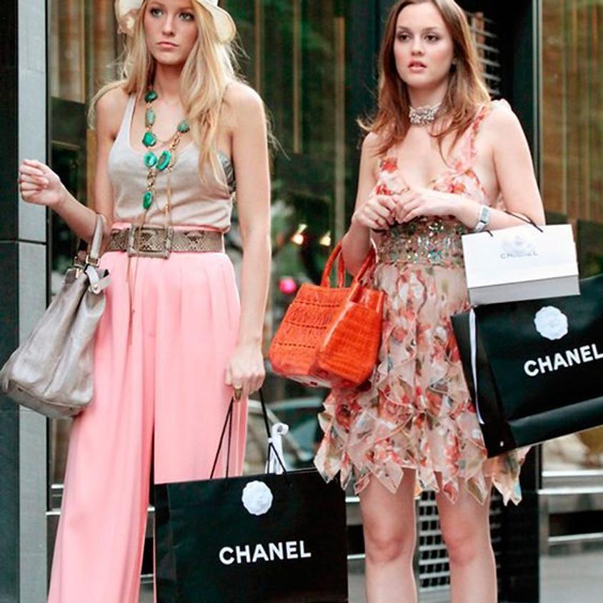 """Fashion Experience """"Shop like the Stars"""""""