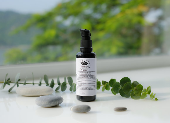 Anti-Aging Face and Body Oil - Combination Skin