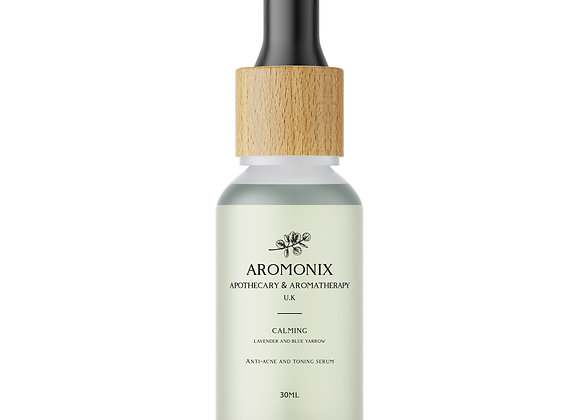 Calming - Anti-Acne and Toning Serum- Lavender and Blue Yarrow