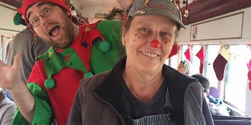 *SOLD OUT* Santa Express - Information