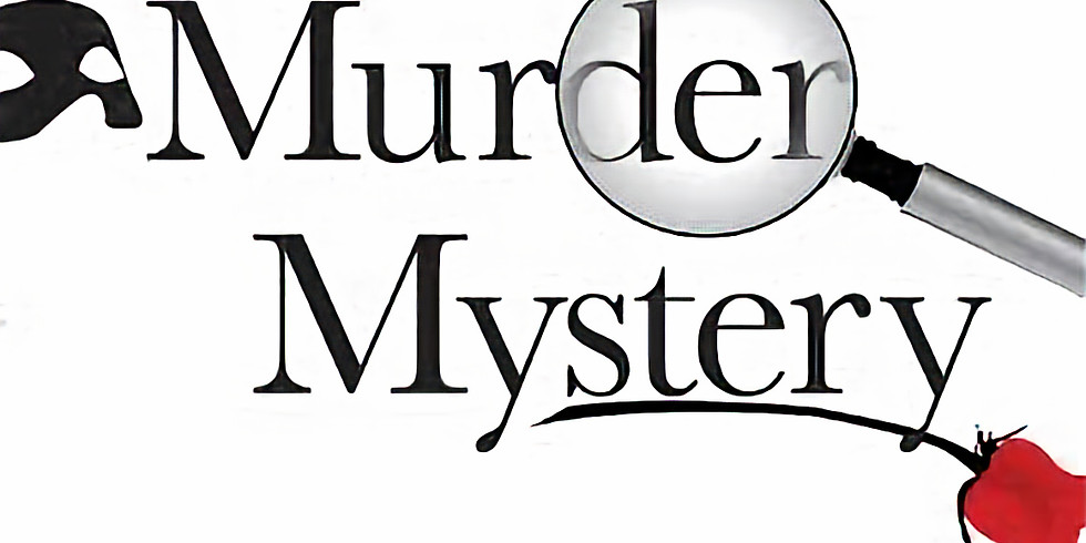 SOLD OUT - Murder Mystery Dinner Train - TBA