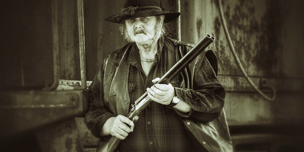 Civil War Encampment / Iron Mountain James Gang Robbery
