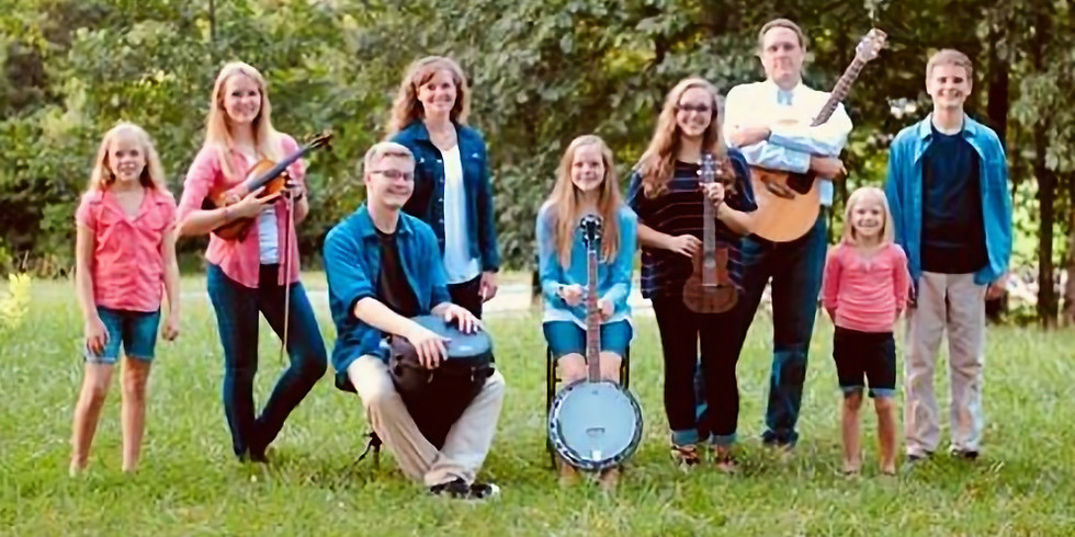 The Baird Family Performance
