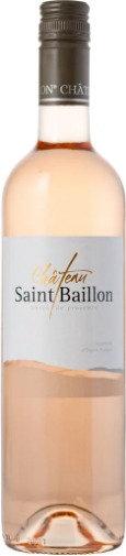 Reserve du Château St Baillon, Côtes de Provence Rosé 2020