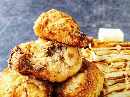Fried Chicken & Waffles Recipe