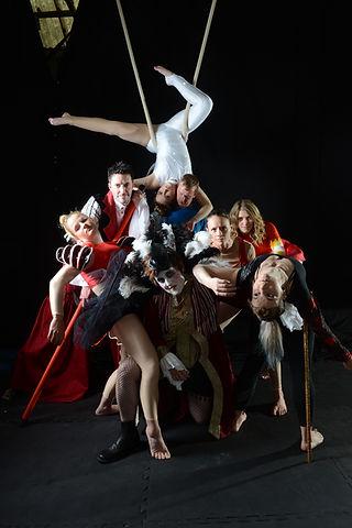 Circus of the Eccentric