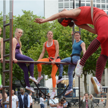 OPEN CALL FOR OUTDOOR PERFORMANCE