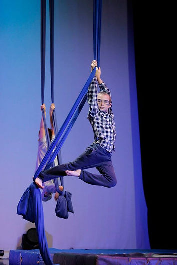 Young Aerialists