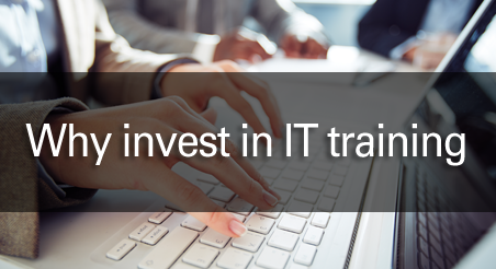 Why Businesses Must Invest in IT Training?