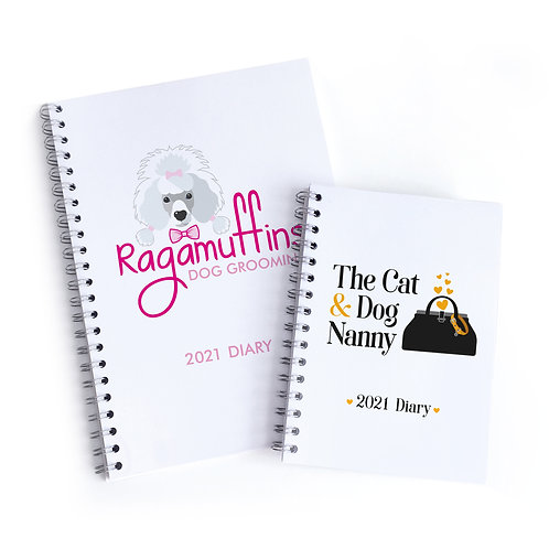 2021 A5 week-to-view diary