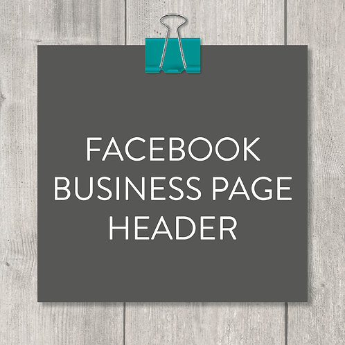 facebook business page header