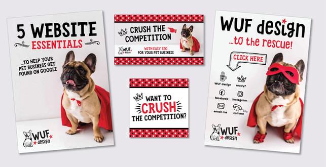 WUF design Graphic Design