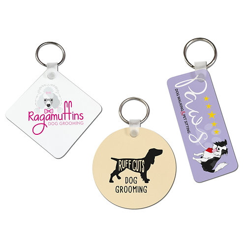 keyrings (pack of 5)