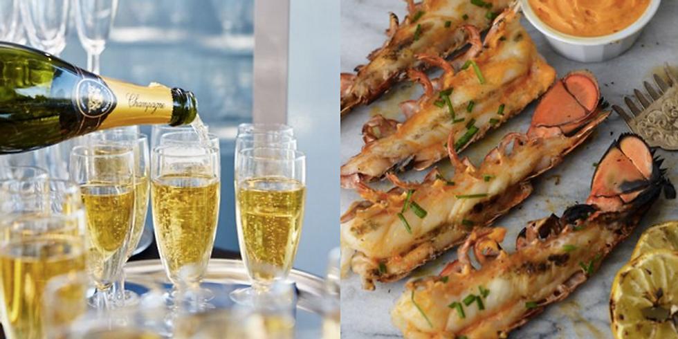 Champagne & Seafood 2020