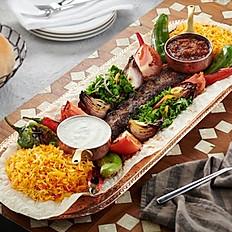 Kabab tandoori