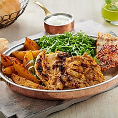 Grilled Half Boneless Chicken