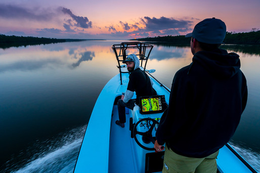 Everglades National Park guided flyfishing