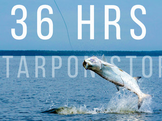 Flyfishing for Tarpon in Florida's Backcountry...