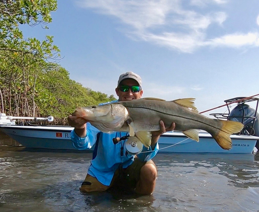 Fly Fishing Charters in Jupiter
