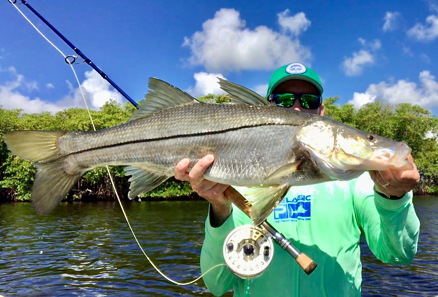 Fly Fishing in Jupiter