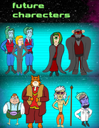 series future charecters 2/2.