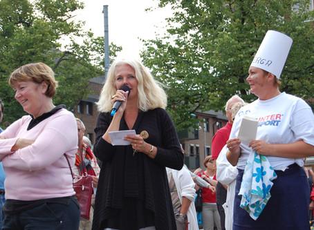 Sommarfest och Ängelholms kommunkamp 2009