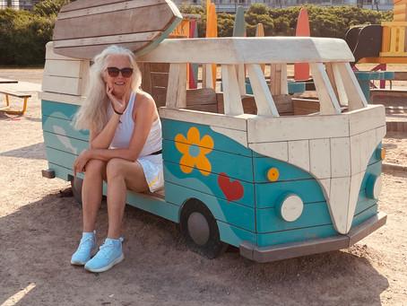 Vi åker på sommarturné i Sverige...