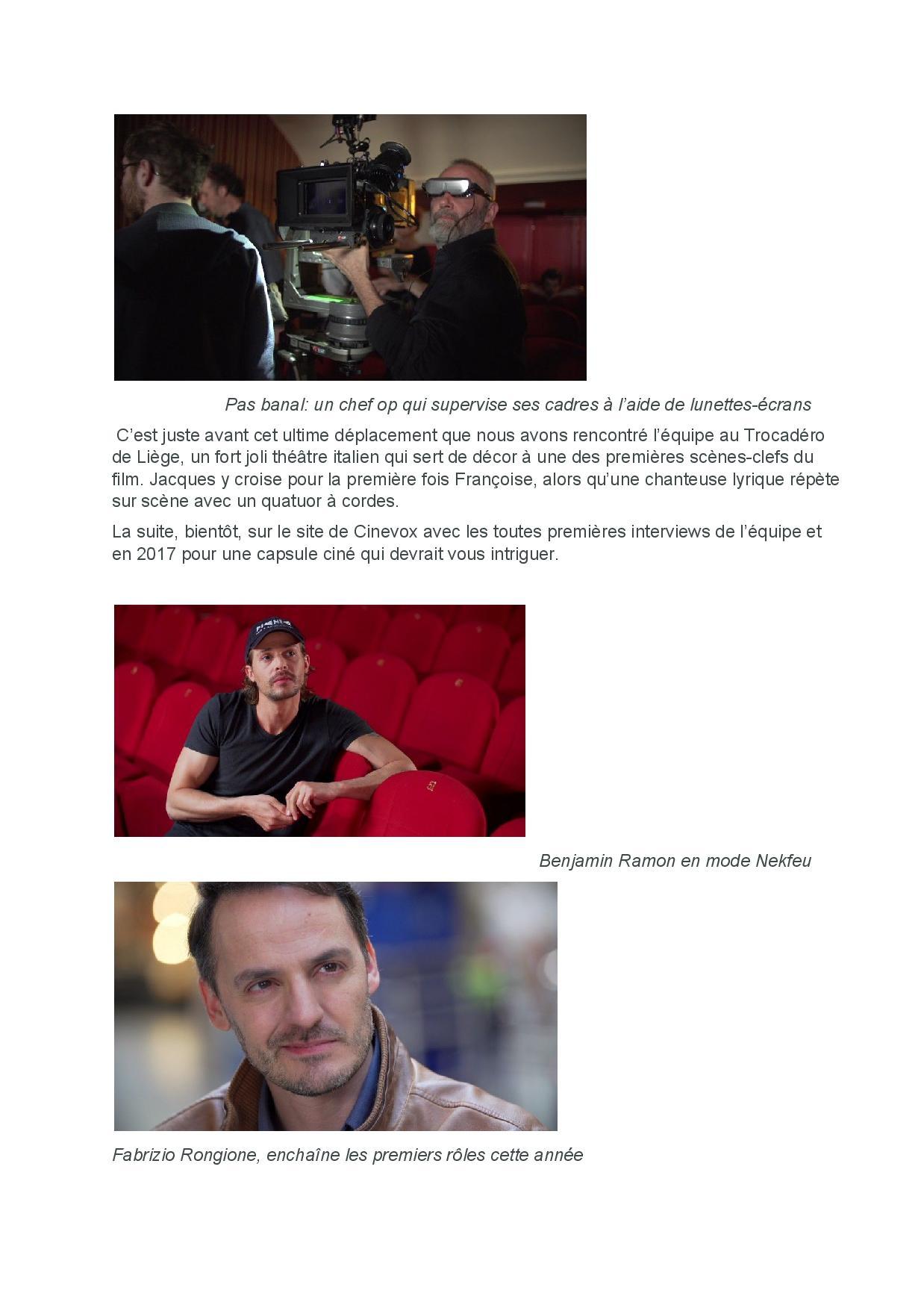"""Article film """"Méprises"""""""