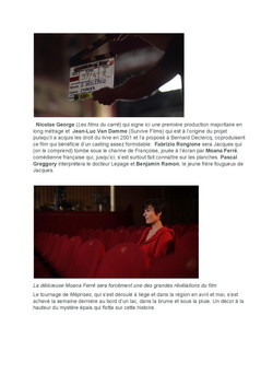 "Article film ""Méprises"""
