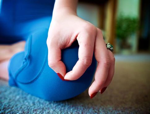 Yoga Mudra Series: 4. Jnana Mudra