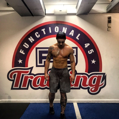 F45 Personal Trainer - Lee Stephens: Expert Of The Week