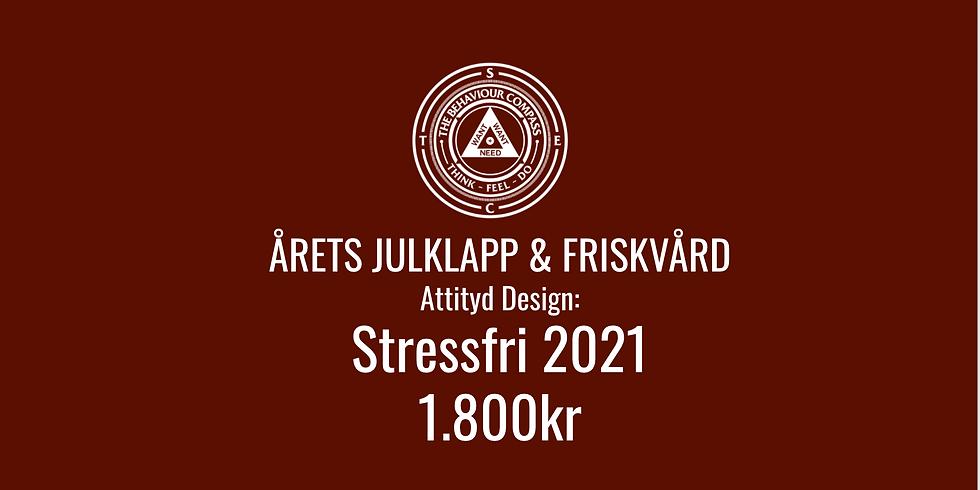 Årets Julklapp - Attityd Design: Stressfri 2021 (1)