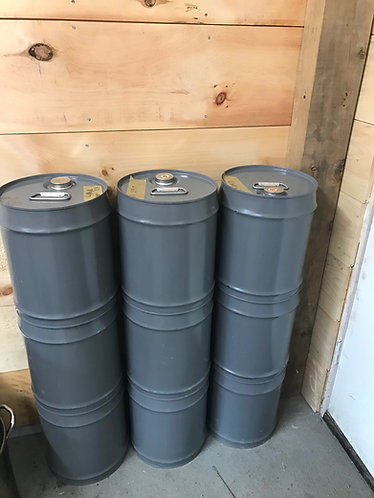 5 gallon can bulk syrup