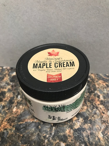 1lb Tub of Pure Maple Cream