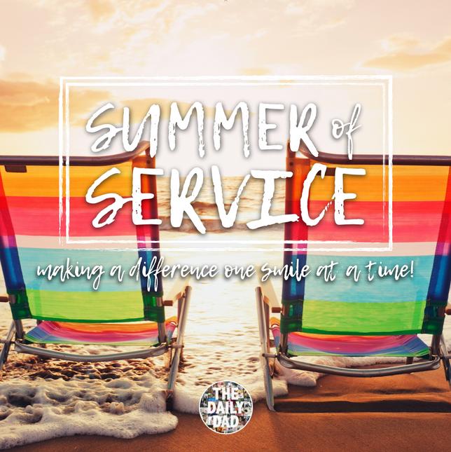 A Summer of Service