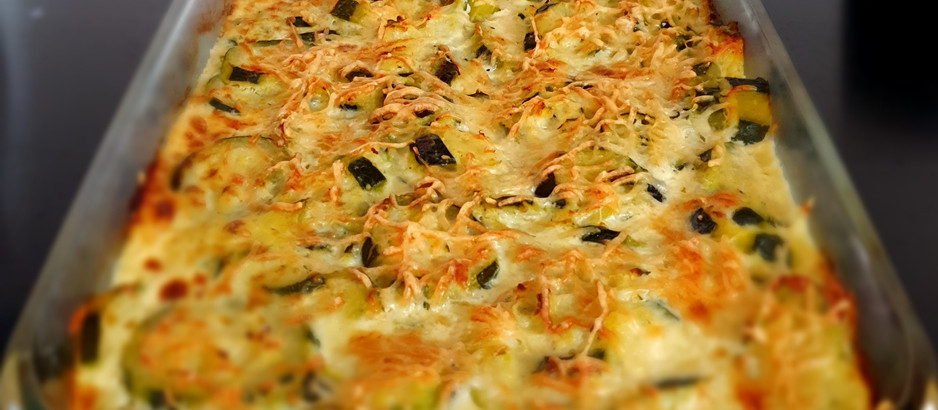 Le gratin de courgettes au cumin, le plat qui ravira petits et grands!