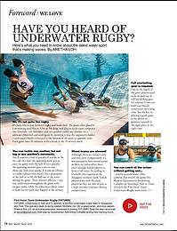 HerWorld Magazine Interview: May/June 2015