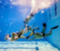 Singapore Underwater Rugby Team FATUWR
