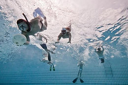 """First Yahoo! Interview: """"Singapore And Asia's First Underwater Rugby Team Makes a Splash"""""""
