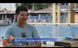 "Channel NewsAsia Interview Future Forward Season 2: ""Work Hard, Play Harder"""