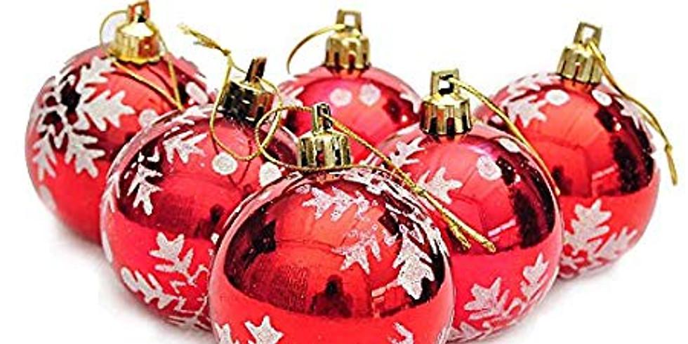 Christmas Decoration Swap