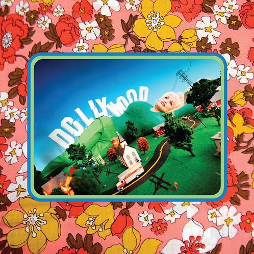 dolly parton - dollywood - vinyl sticker
